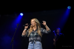 The Shires at Larmer Tree Festival 2019.