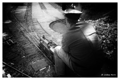 Open Day at Luscombe Valley Railway, Autumn 2014.
