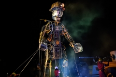 23. Man Engine, Radstock 6th April 2018.