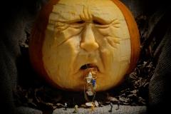 Pumpkin carving 2014.