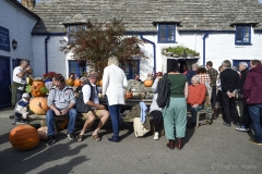 The Square & Compass Pumpkin & Beer Festival 2018, Worth Matravers, Dorset.
