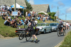 The Square Fayre at The Square & Compass, Worth Matravers, Dorset.