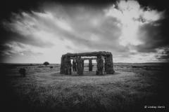 'Woodhenge' at The Square & Compass, Worth Matravers, Dorset.