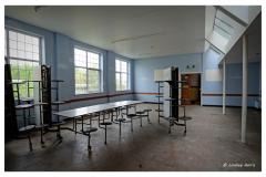 Derelict school.