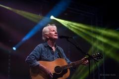 Graham Nash at Wickham Festival 2019.
