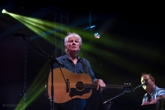 Graham Nash at Wickham Festival 2019.