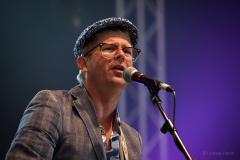 Old Man Luedecke at Wickham Festival 2019.
